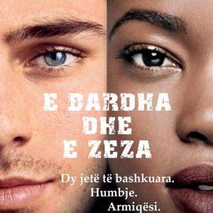 E bardha dhe e zeza - book cover
